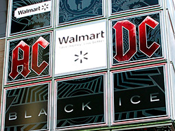 Walmart's Revivals of AC/DC, Others Are Reviving Music Industry