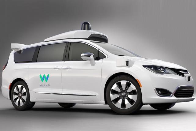 Driverless Cars Finally Steer Near Showrooms