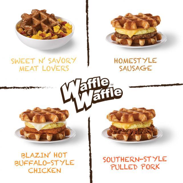 WaffleWaffle's products.