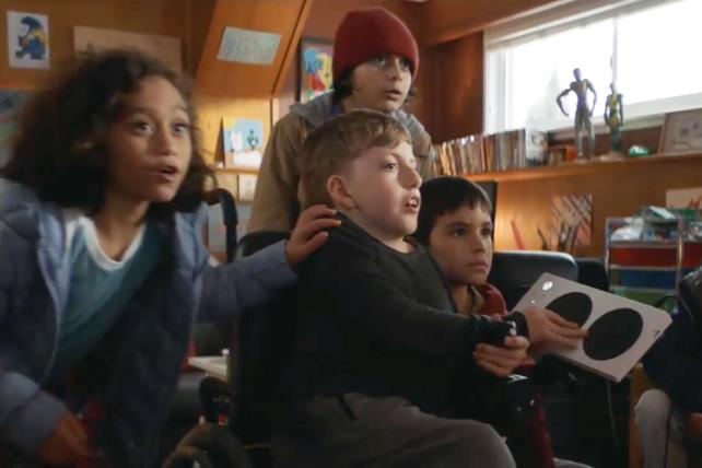Microsoft's holiday spot with McCann celebrates inclusion (again)