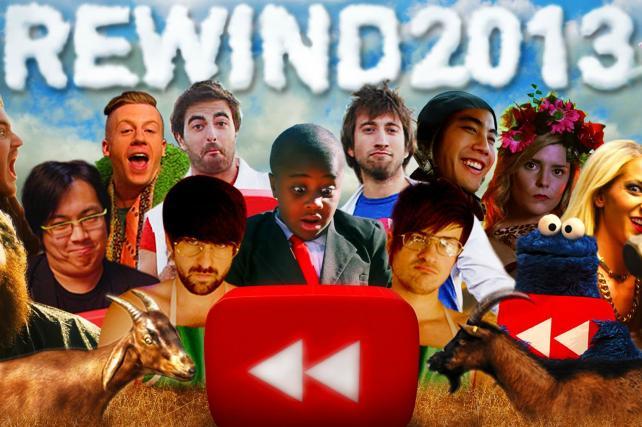 YouTube's 2014 Recap Goes So Viral, 2013 Goes Viral Again too