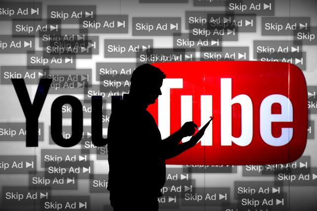 YouTube begins showing twice as many 'pre-roll' ads