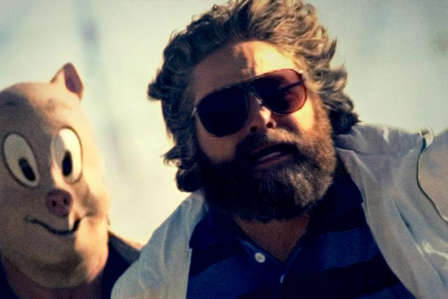 Why You Will See Kahlua in Upcoming Zach Galifianakis Flick