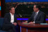 'Enough's Enough': Watch Billy Bush Slam Trump on Colbert Over Bus-Tape Denial