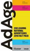 200 Leading National Advertisers 2018 Fact Pack