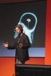 Alan Cross of Splice Interactive speaking at IDEA 2008