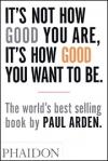 Mr. Arden's best-seller.