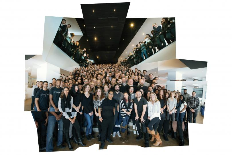 The team at Droga5