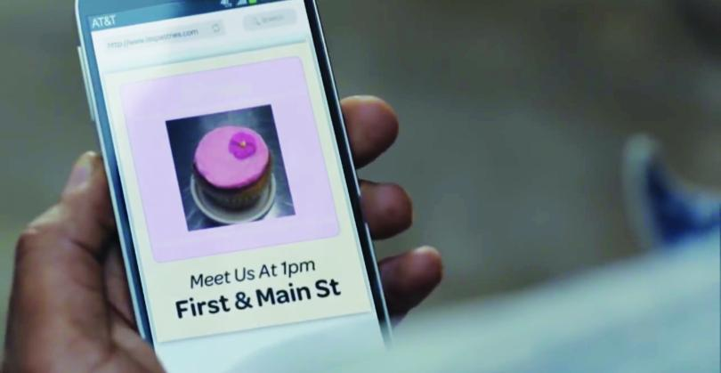 AT&T's 'Mobilizing Your World' spot