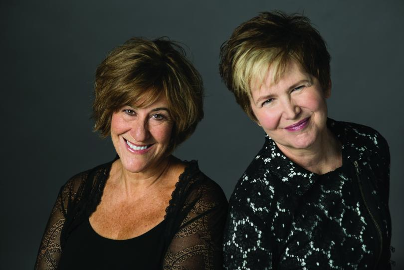 Janet Kestin and Nancy Vonk