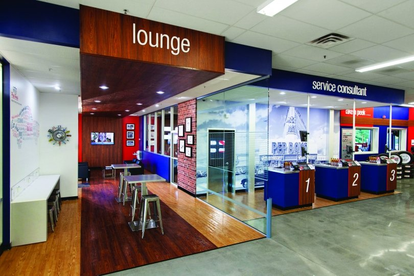 Pep Boys is transforming stores into its 'Road Ahead' design.