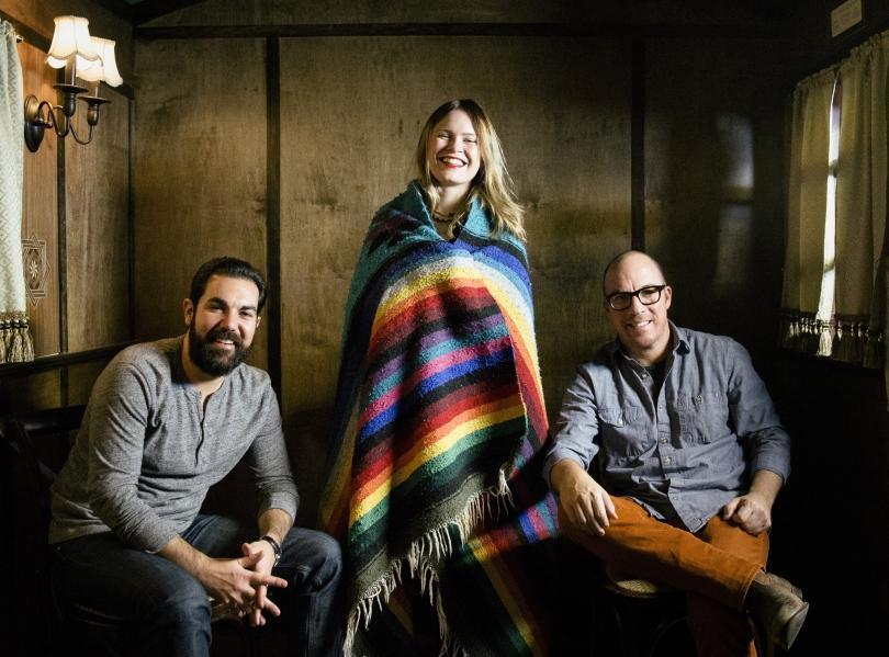 From Left: Preacher Partners Seth Gaffney, Krystle Loyland and Rob Baird
