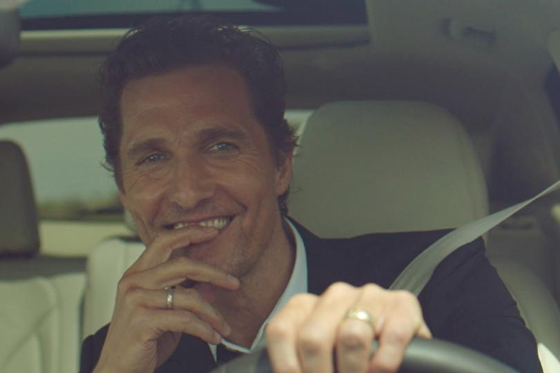 Matthew Mcconaughey Signs With Lincoln To Boost New Mkc News Ad Age