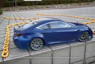 Lexus - RC Illusion