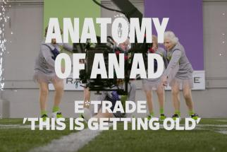 Anatomy of a Super Bowl Ad: Behind the Scenes With E-Trade's Ode to Retirement