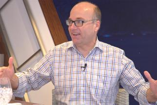 Remotely Entertaining: Axios' Mike Allen Keeps It Short