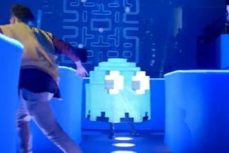 Bud Light - Real Life Pac-Man