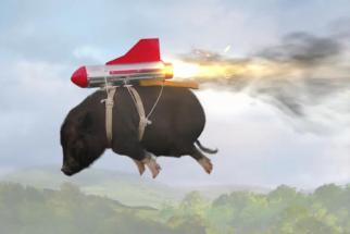 Doritos - When Pigs Fly