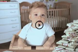 The Real Story Behind the ETrade Baby
