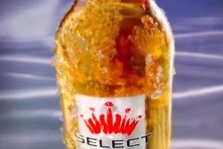 Budweiser Select - Ice Bottle