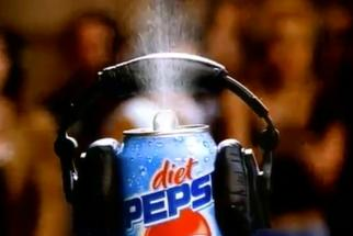 Diet Pepsi - Hip Hop Can