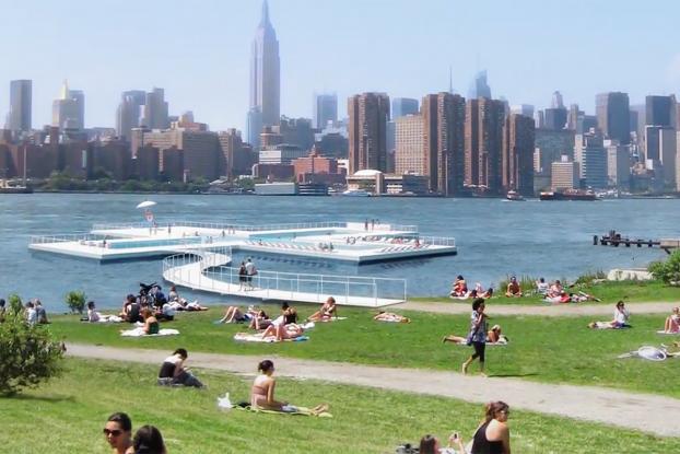 Heineken Gets Behind New York 39 S Pool Project In Film Narrated By Neil Patrick Harris Video