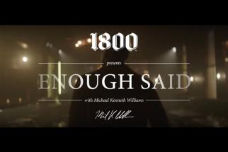 1800 Tequila Michael K. Williams