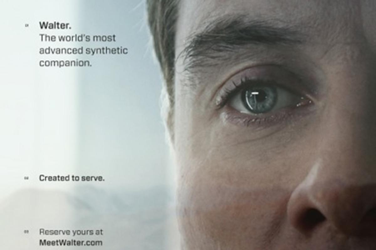 20th Century Fox/AMD Meet Walter (Poster)