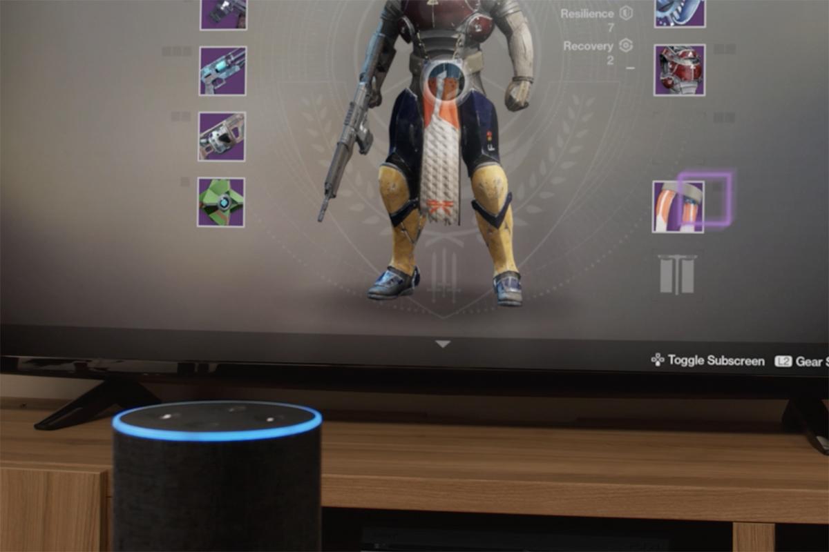 Activision Destiny 2 Alexa Ghost Skill