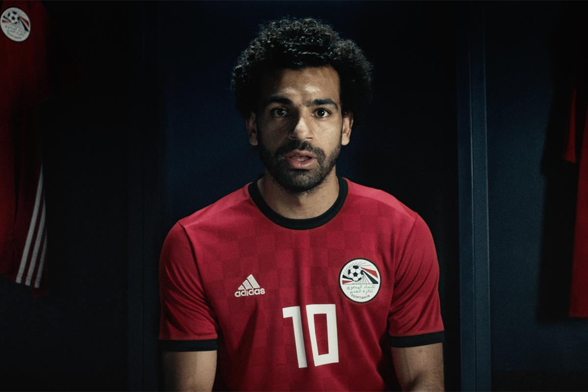 Adidas Football Mo Salah - 100 Million Strong