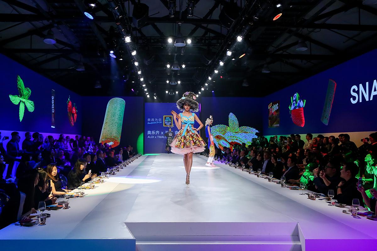 Aldi Fashion Show