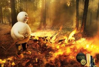 Alpargatus Snowman