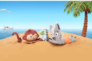 Alpro Coco Loco - A monkey adventure