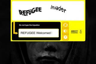 Amnesty International You Can Speak Up (Spec)