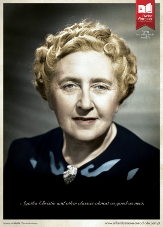 Avelar Machado Agatha Christie