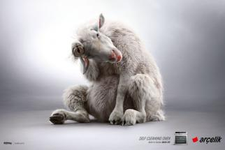 Arçelik Self Cleaning Oven - Sheep