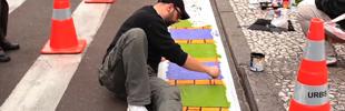 Art on the Crosswalk Case Study