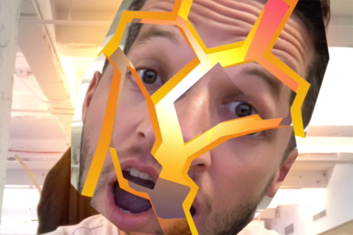 Bacardi Major Lazer Snapchat Lens