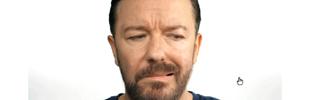 BBC iPlayer Poke Ricky Gervais