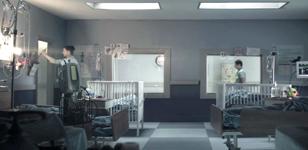 BC Children's Hospital Hospital Ward