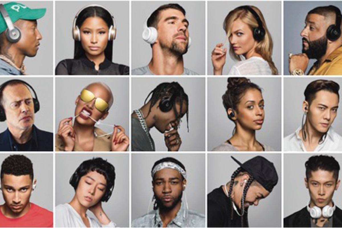 Beats by Dre Got No Strings - Stars