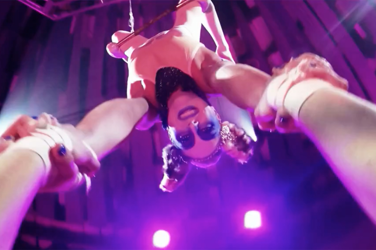 Bodyform Trapeze