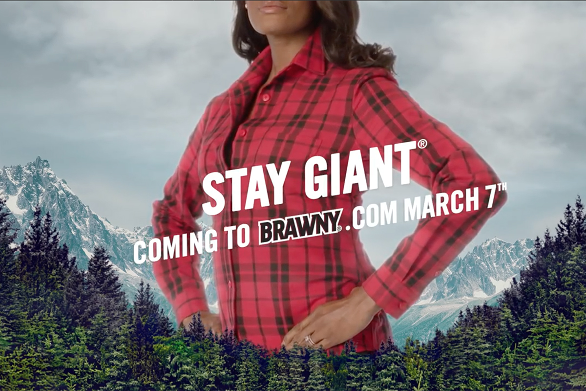 Brawny Strength Has No Gender (teaser video)