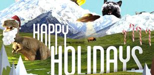 B-Reel Happy Holidays
