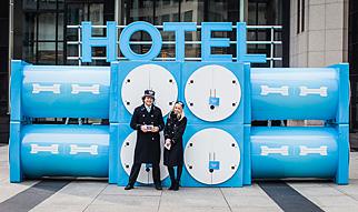 Breathe Right Pod Hotels
