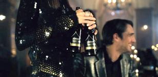 Budweiser Black Crown Coronation -- SUPERBOWL XLVII