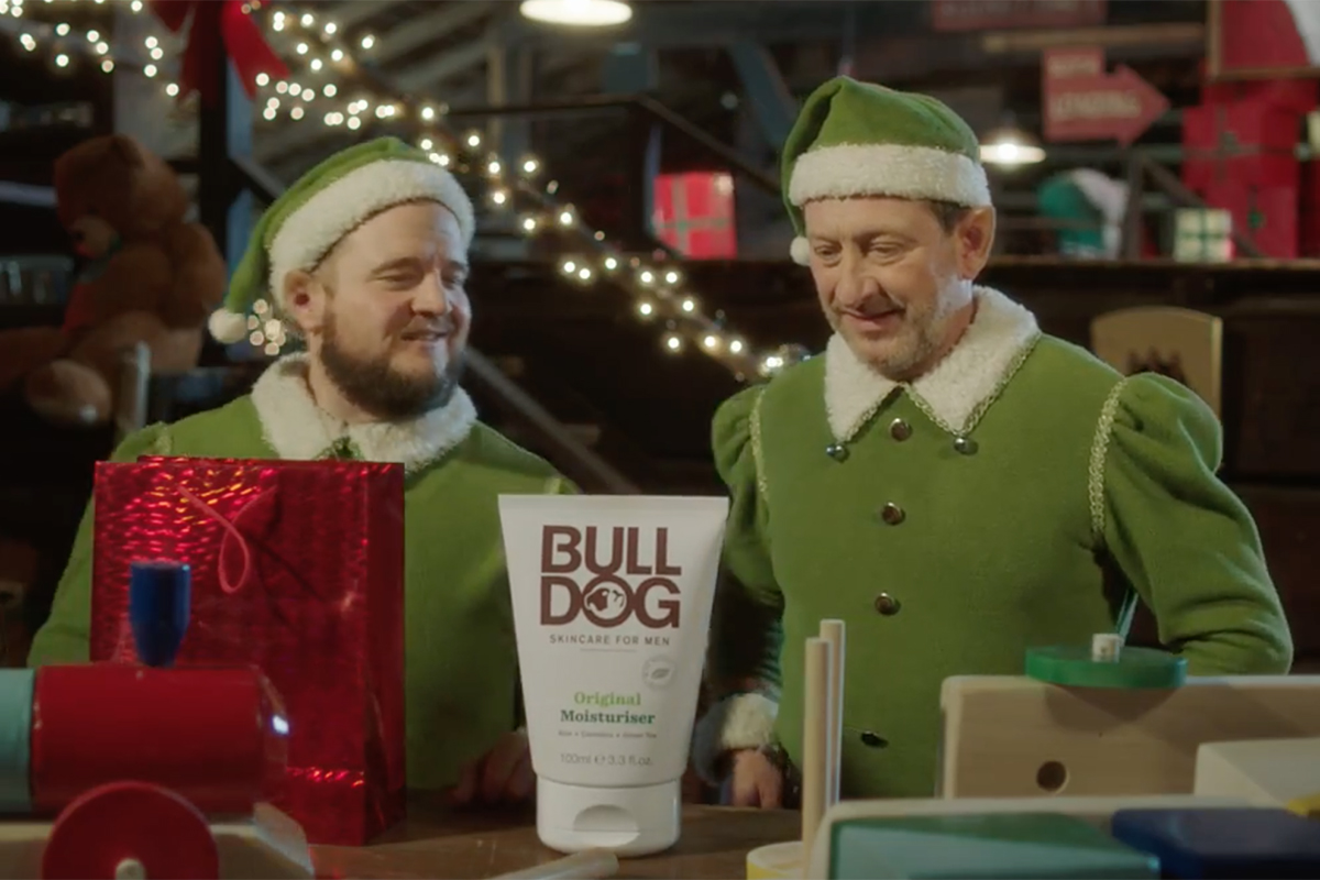Bulldog Skincare Awkward Elves