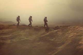 Bungie Destiny: Mars Opening Cinematic