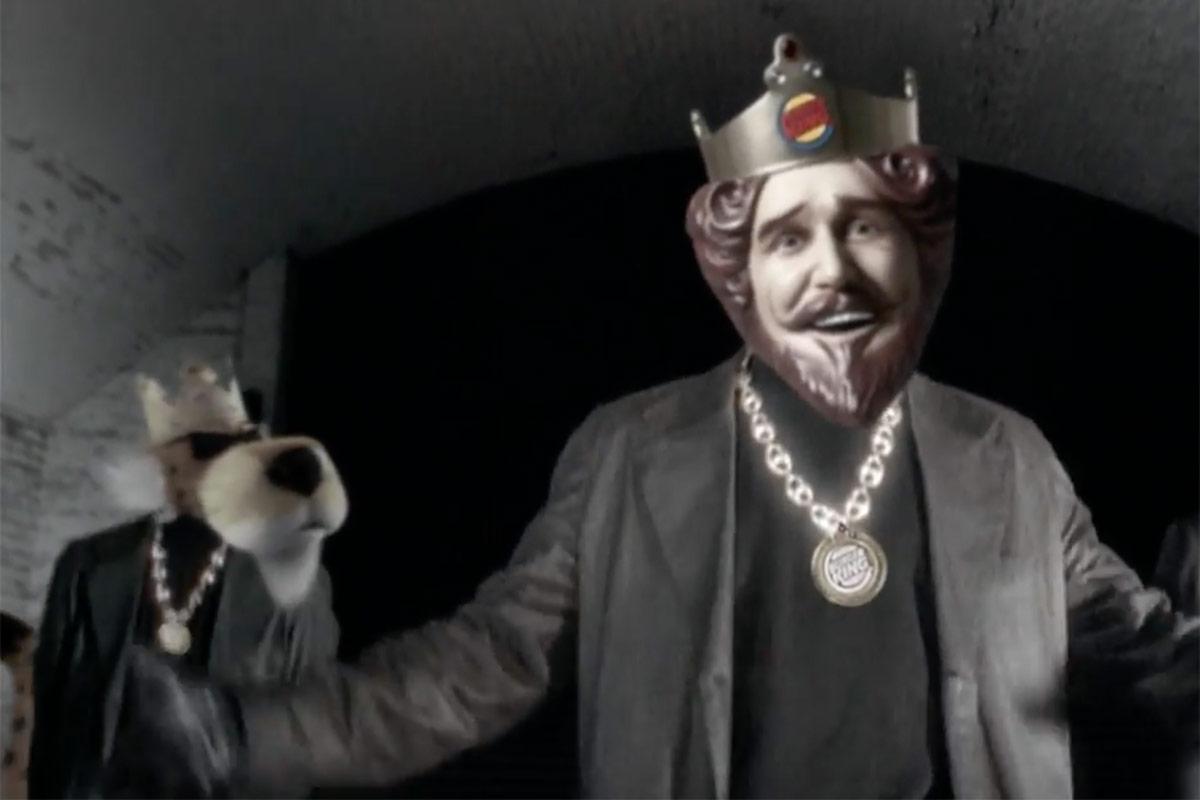 Burger King Return of the Mac
