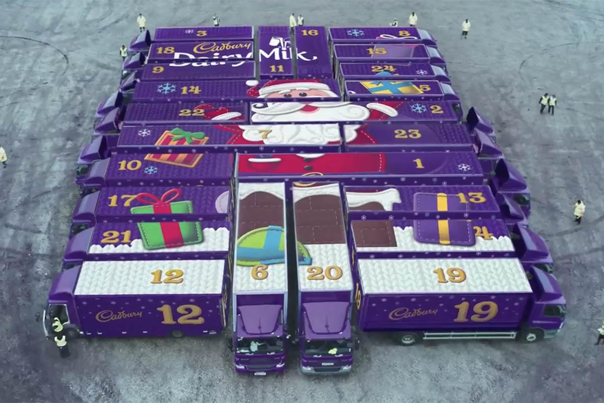 Cadbury Advent Calendar 2015